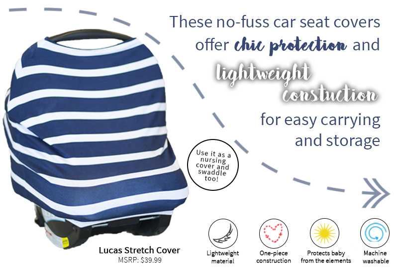 Carseat Canopy Is A No Fuss Car Seat Cover
