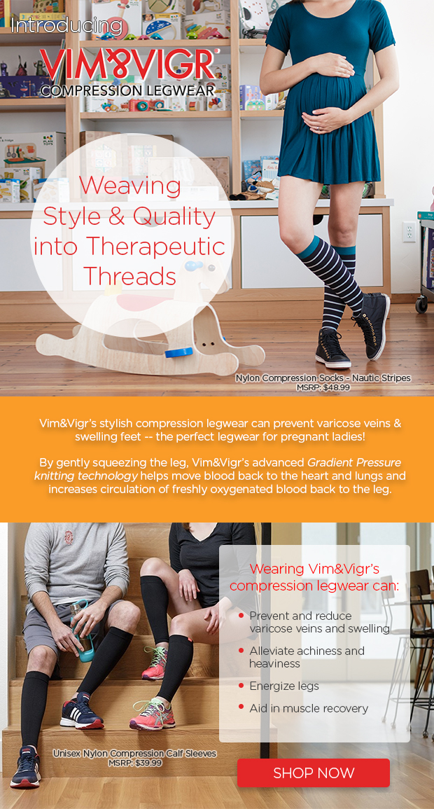 a8375c8bb7763b Introducing Vim&Vigr Compression legwear: Weaving Style & Quality into  Therapeutic Threads