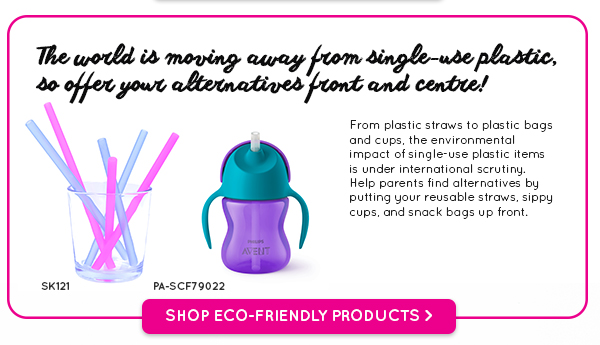 Shop eco-friendly products