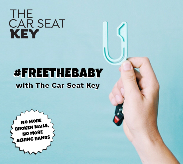 Then Using Leverage Slight Pressure And A Bit Of Magic Included With The Car Seat Key It Releases Harness Its Consumer Proven To Make Easier