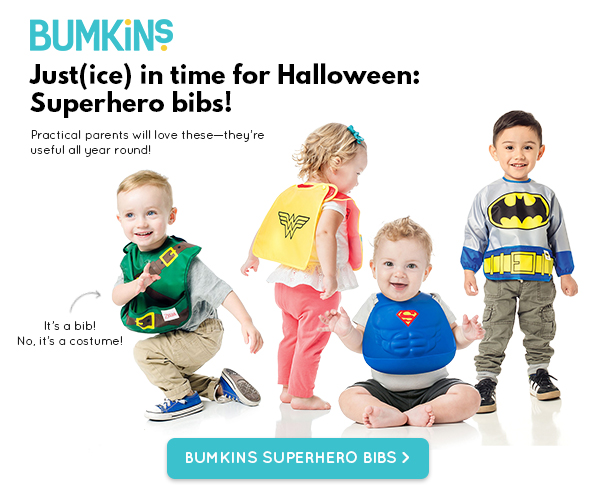 Shop Superhero Bibs